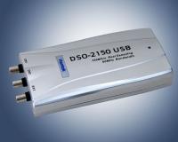 Цифровой осциллограф-приставка к персональному компьютеру Hantek DSO-2150