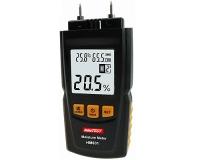 Измеритель уровня влажности древесины UnionTest HM601