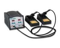 Цифровая индукционная двухканальная паяльная станция Quick203D ESD Lead Free