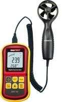 Термоанемометр цифровой UnionTEST AN110
