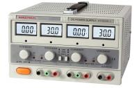 HY3003D-3 Блок питания лабораторный Mastech   2 кан. 30 В/3 А,  канал 5 В/3 А