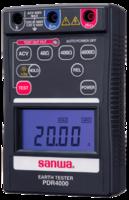 Измеритель сопротивления заземления Sanwa PDR4000